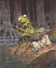 Kermit yoda