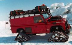 For Ski/Snowboard Season, Wouldn't This Be a Cool Way to Get Up the Mountain After a Storm?