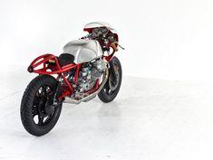 Moto Guzzi Airtail par Death Machines of London - Journal du Design