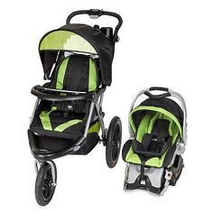 Baby Trend Expedition GLX Travel System – Lim…