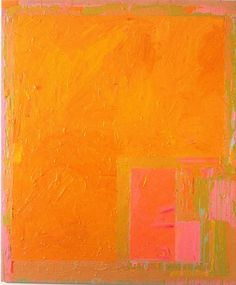 Johm Hoyland 27.4.73 Acrylic on cotton duck 72 x 60 inches (183 x 152.5 cm)