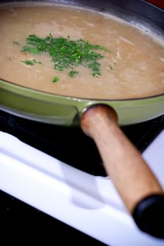 African Peanut Soup - Gluten free, Dairy free, Healthy Recipe from www.Food That Grows.com