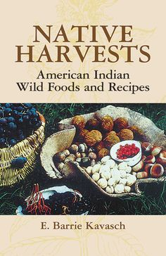 "Native Harvests – American Indian Wild Foods and Recipes I am fascinated by native cultures. Hubby is too. The American Indian is one of our favorites to study. I found a great book, ""N… American Dishes, American Food, American Indian Girl, American Women, American Art, Native American History, Native American Indians, Native Indian, Native American Recipes"