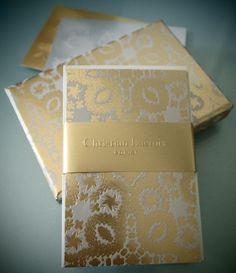 The Paris Apartment  note cards by Christian Lacroix