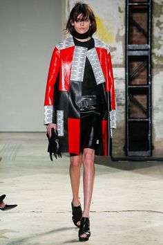 Proenza Schouler   Spring 2013 Ready-to-Wear Collection   Style.com