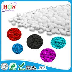 TPR Resin, Thermoplastic Rubber Plastic Granules, SBS/ SEBS Based TPE/ TPR Raw Material For Shoe soles