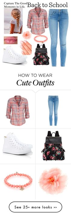 """back to school eye cathching outfit"" by mckayla904 on Polyvore"