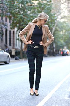 e729328346 work wear street style fall fashion trends 2013 new york city nyc the  classy cubicle fashion