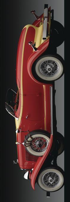 Vintage car and supercar famous photos Vintage Sports Cars, Vintage Cars, Antique Cars, Auburn, Deco Cars, Old Classic Cars, Cute Cars, Amazing Cars, Sport Cars