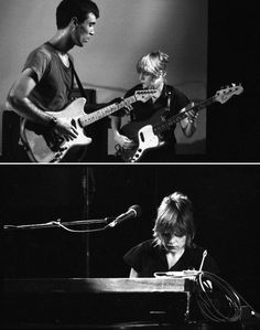 Talking Heads live inBinghamton, 1978