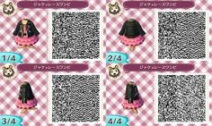 animal crossing new leaf qr codes oberteile - Google-Suche
