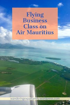 Flying Business Class on Air Mauritius Air Travel Tips, Travel Advice, Solo Travel, Travel Stuff, Train Travel, Travel Hacks, Air Mauritius, Mauritius Travel, Airline Reviews