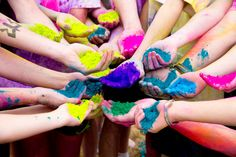 finger paint activity??  would tie into the theme so well