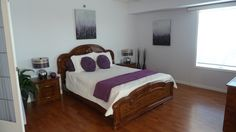 a refreshing stage for a master bedroom, done by Maximum Impact Plus