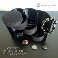 Start 2016 empowered! To all the crystal rockers out there! I'm offering this Crystal Bodyguard Set that you can win this month! Blaze your way through the new year with new found strength, courage and protection. Feel like a rock star with a new set of crystal bodyguards that will make you feel invincible and …