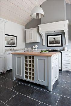 Neptune Kitchen Kitchen Islands - Chichester Freestanding Island - want it in very pale grey Kitchen Hoods, New Kitchen, Kitchen Dining, Kitchen Ideas, Kitchen Board, Shaker Kitchen, Awesome Kitchen, Kitchen Cabinets, Kitchen Mantle