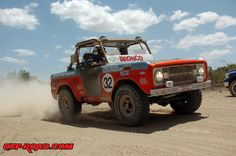 old horse racing, bronco | at the norra off road race where some early broncos were brought out ...
