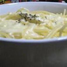Buttery Alfredo Sauce