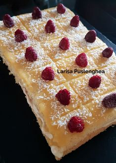 Food Cakes, Confectionery, Cake Recipes, Biscuits, Caramel, Cheesecake, Good Food, Food And Drink, Sweets