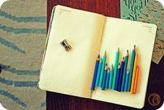 Art Journaling 101: Part 2 - Colors