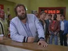 Bud Spencer slaps the bad guys