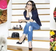 Plus, she shares her Ultimate Beauty Smoothie Recipe.