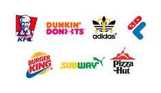 Sportswear x Fast Food logo design mashup #logo #mcdonalds #nike #adidas #fila #burgerking #dunkindonuts #kfc #champion #underarmour #subway #puma #jordan #pizzahut #dominos #fila