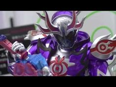 S.H.Figuarts Kamen Rider Deep Specter 仮面ライダーディープスペクター &  more @ Tamashii...