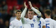 Wayne Rooney totalise désormais 50 buts en 107 matches avec les Trois Lions. (Reuters)