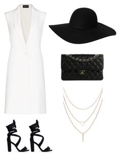 Untitled #8 by janiner1 on Polyvore featuring BCBGMAXAZRIA, Chanel and Monki