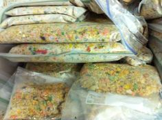 homemade bird food For cockatoo cockatiel and parrot wow!