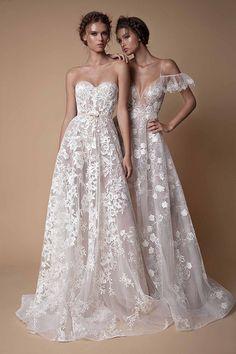 Colección vestidos de novia 2018 de Muse by Berta – Tendencias de Bodas Magazine