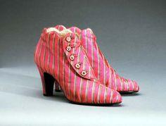 Elsa Schiaparelli boots, 1930s