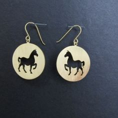 Show Pony Boutique - Show Pony - Cutout  Earrings in 14k Gold Filled, $50.00 (http://www.showponyboutique.com/show-pony-cutout-earrings-in-14k-gold-filled.html)