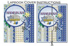 Hanukkah Lapbook for Messianic Homeschoolers : Biblical Holidays