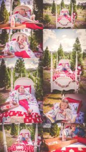 Milk and cookies holiday mini session by Tara Merkler Photography in Central Florida