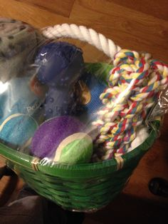 Dog gift basket fisherman pinterest dog dog gift basket negle Image collections