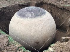 Researchers in Costa Rica unearth a nearly 'Perfect' massive stone sphere | Ancient Code