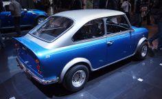 Mini Broadspeed GTO