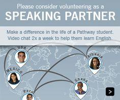 Help BYU-Idaho Pathway Students Practice Speaking English