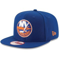 593c62b4ae0 New York Islanders New Era Tribute Turn 9FIFTY Snapback Adjustable Hat -  Royal
