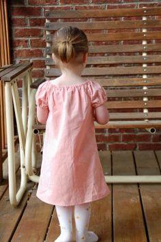 dress made from mens shirt