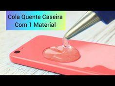 Super Cola Quente Caseira com 1 Material - YouTube