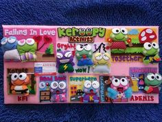 Keroppi activities