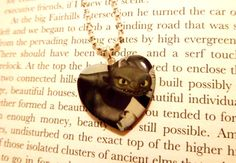 Night Fury Dragon Comic Book Necklace! Handmade Upcycled Jewelry ~ Toothless How To Train Your Dragon HTTYD Cute Kawaii ~ Geekery Gift Idea by KippleAndPelf on Etsy