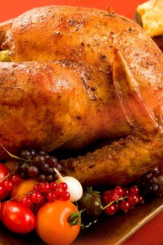 Oven Roasted Turkey with Sage Butter Recipe
