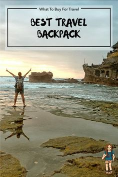 PacSafe 45L Backpack - Robyn Around The World