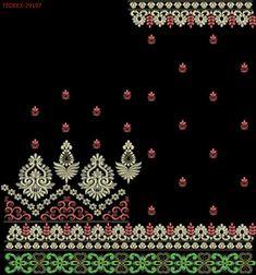 #SareeDesigns #EmbroideryDesigns #tedeex #embfile #embroidery Embroidery Works, Embroidery Dress, Machine Embroidery, Embroidery Designs, Textile Patterns, Textiles, Silk Sarees, Kurti, Sketch