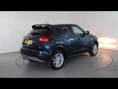NISSAN JUKE 1.5 DCI ACENTA PREMIUM PACK - Air Conditioning - Alloy Wheels - Bluetooth - Parking Sensors - Spare Key | In blue with 62000 miles on the ...