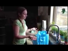 Video Review/Overview on the WaterBrick water storage containers.  Learn more or buy online at http://store.foodstoragemadeeasy.net/product_p/waterbrick.htm